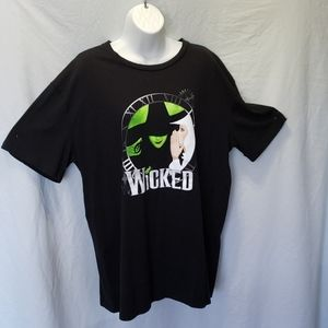 Wicked the musical tshirt